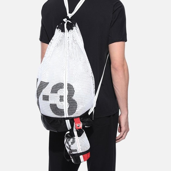 adidas Other - Y-3 Icon Gym Sack
